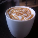Maple Syrup Latte