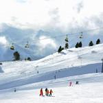 Jeder Tag, an dem man nicht Ski fährt, ist ein verlorener Tag