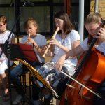 Musikalisches Programm der Montessori Musikschule